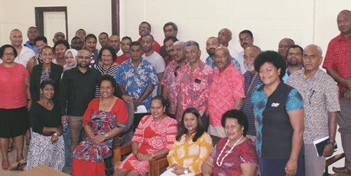 Article ACCF Undertakes Awareness Sessions with The Fiji Trades Union Congress
